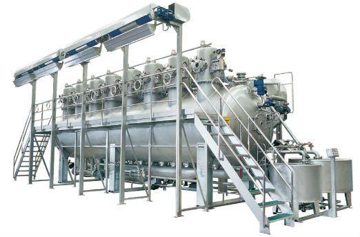 Fibre Dyeing Machine