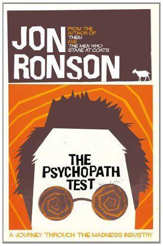 The Psychopath Test by Jon Ronson, http://www.amazon.co.uk/dp/0330492276/ref=cm_sw_r_pi_dp_wMjjrb10PHM0S