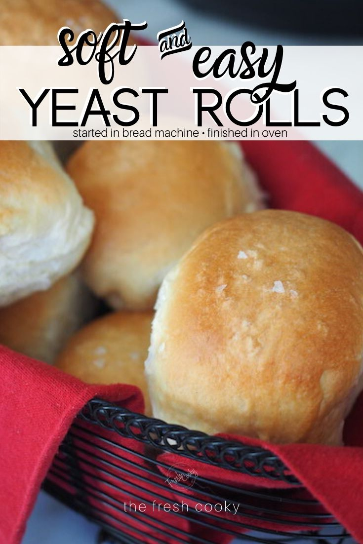 Easy Yeast Rolls Recipe Easy Yeast Rolls Delicious Bread