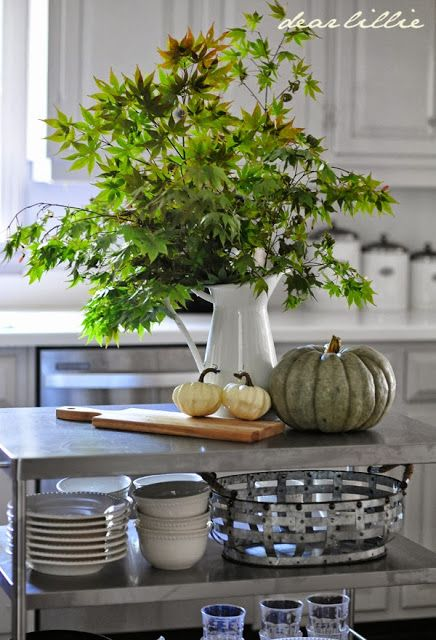 Dear Lillie Some Simple And Inexpensive Autumn Touches