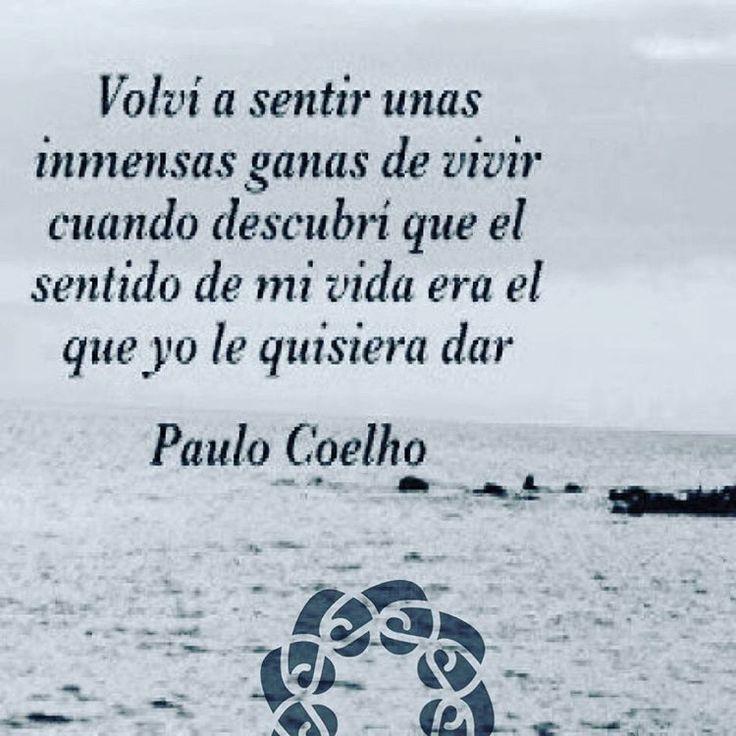 El sentido de mi vida se la doy yo ... yo sé lo que quiero y deseo para mí ... gracias, gracias, gracias . ❁ GO! NAMASTE ॐ #pienso_en_positivo #citas #hooponopono #emprendedores #emprende #vive #yoga #felicidad #publicidad #namaste #love #smile #happy @by.piensoenpositivo . Compártela Etiqueta a Otros PIENSA EN POSITIVO VIVE EN POSITIVO