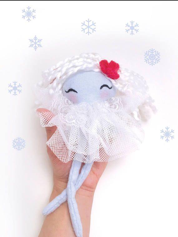 Tooth fairy / handmade ornament / cute doll / fairy doll /