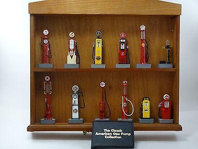 Danbury Mint American Gas Pump Collection 1:24 Scale Wayne Tokheim Bennett Shelf