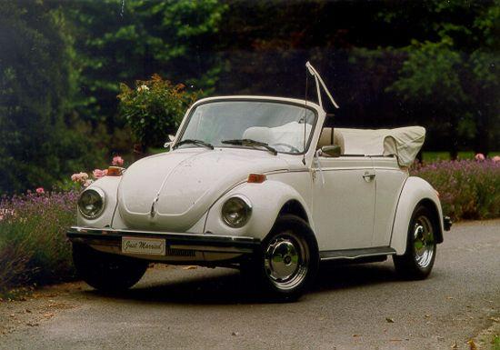 VW Kever Cabrio. So cute!