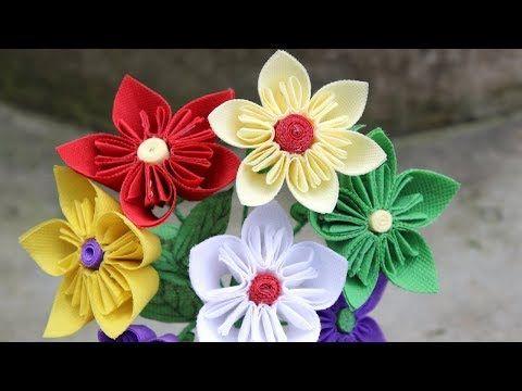 Shopping Bag Flower Best Out Of Waste Idea Handmade Flower