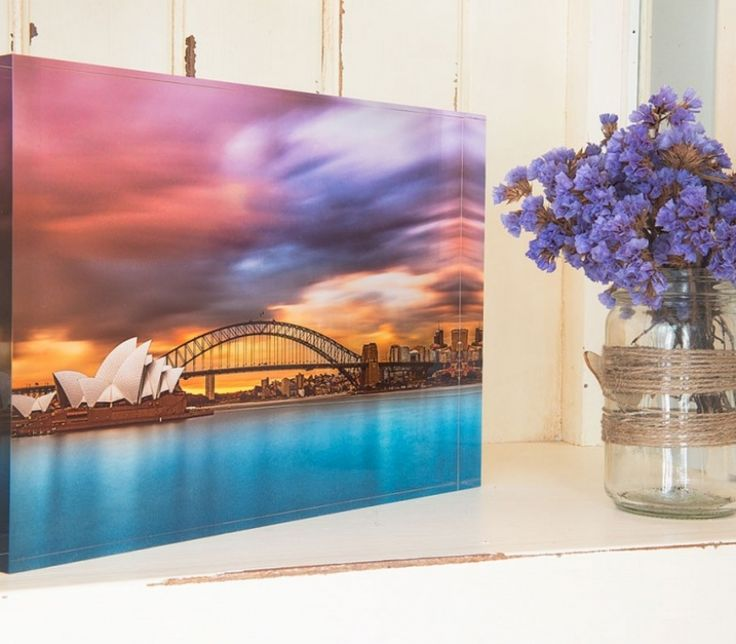 Put a smile on your partners face with an awesome #acrylic #block.