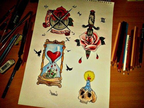 Design tattoos...