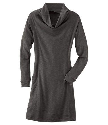 hideout dress // title nine