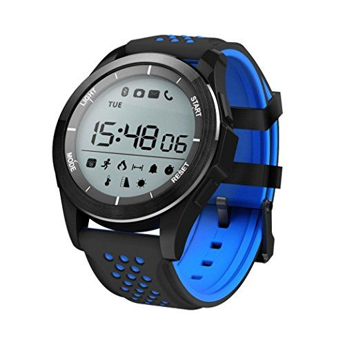 Kim88 NO1 F3 IP68 Waterproof Sleep Monitor Pedometer Sport BT SmartWatch iOS Android (C)   Main Features: DTNO.I F3 combines outdoor sport functions and healthy functions together, which can really bring big convenience for you. Sleep monitor
