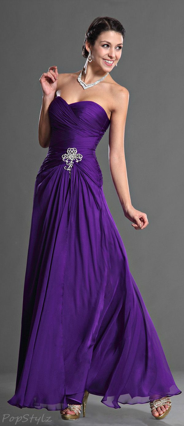 646 best Gorgeous Gowns images on Pinterest | Formal prom dresses ...