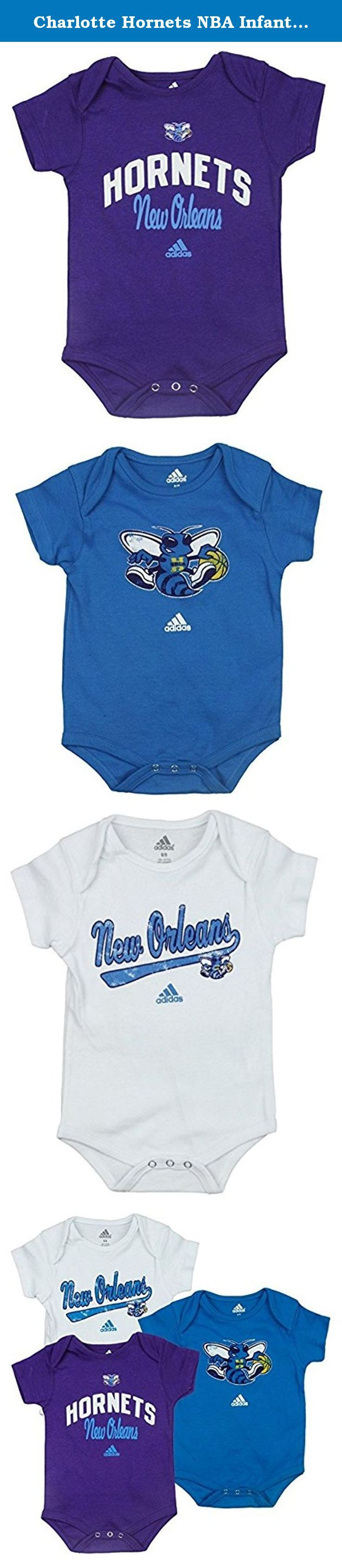 Charlotte Hornets NBA Infants Hooded Wind Coveralls, Teal (3-6 Months, Teal). Share your love for the Hornets by getting your young one these Charlotte Hornets hooded wind coveralls. The coveralls feature an embroidered Charlotte Hornets logo on the front and a screen printed logo on the back. With this piece of Hornets team gear your little sports fan will become the ultimate enthusiast. 100% nylon shell; 65% polyester, 35% cotton lining. For infants, 3-9 months old.