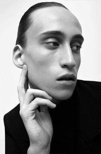 D A V I D   Photo : David Ajkai Makeup : Eszter Magyar Hair : Csongor Bozo