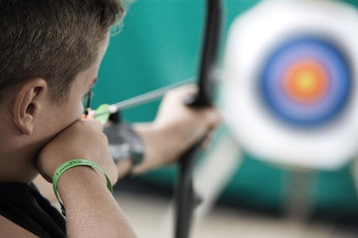 Tiro con l'arco   Archery  Tir à l'arc