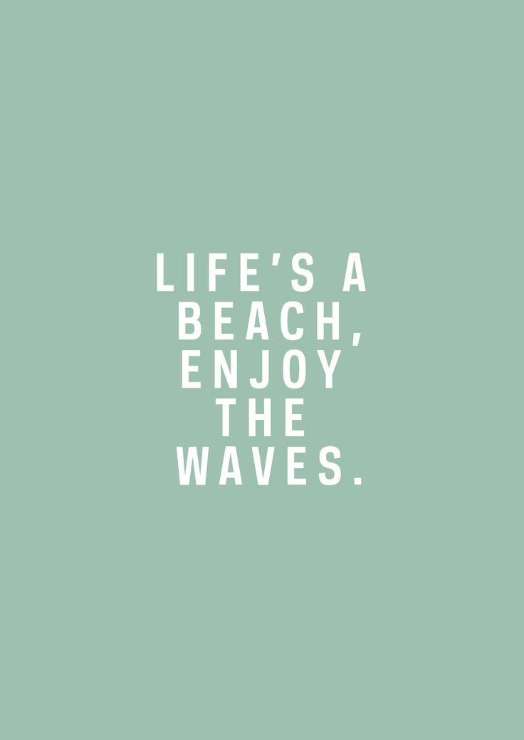 Best 25+ Beach quotes and sayings ideas on Pinterest ...
