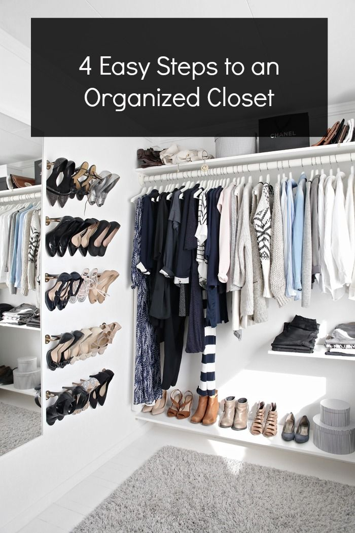 Would Be A Cute Organization Idea In A Small Room To Be Used As A Closet.  Shoe Storage Idea: Use A Simple Metal Rod To Hang Shoes And Free Up  Floor/storage ...
