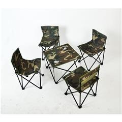 ÇANTALI SET (4 SANDALYE 1 MASA) kapalı çanta ölçüsü: 69 x 33 x 20 cmaçık masa ölçüsü: 48 x 48 x 40 cmaçık sandalye ölçüsüyükseklik: 63 cmsırt uzunluğu: 29 x 38 cmoturma yeri: 29 x 38 cmağırlık: 5440 gr4 adet sandalye1 adet masa1 adet taşıma çantasıpikniğe giderken, kampa giderken, balık tutmaya giderken...ne zaman ve nerede olursanız olun onu yanınızdan ayırmayın.dilediğiniz zaman çantasından parçaları çıkarın, açın ve kullanın.sağlam, rahat ve her mekana uygundur.