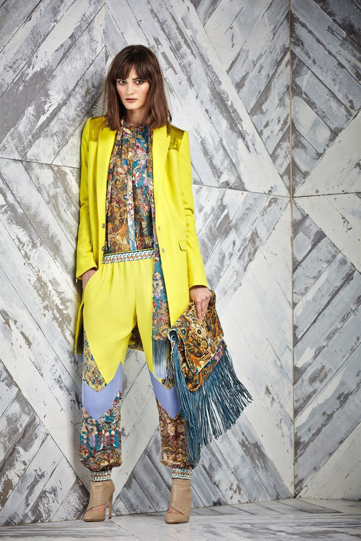 Just Cavalli Pre-Fall Collection for 2014