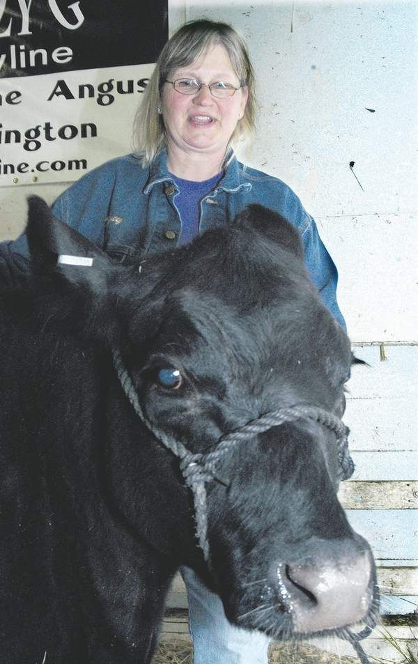 Lowlines easier on equipment, perfect fit for family freezer By STEVE BROWNCapital PressPUYALLUP, Wash. -- Nancy Chapman figures her Lowline cattle are perfectly suited for small-acreage operations. And they also offer benefits for larger outfits.