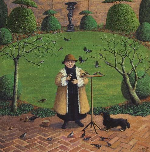 The Hospitable Gardener ~ Marcelle Milo-Gray