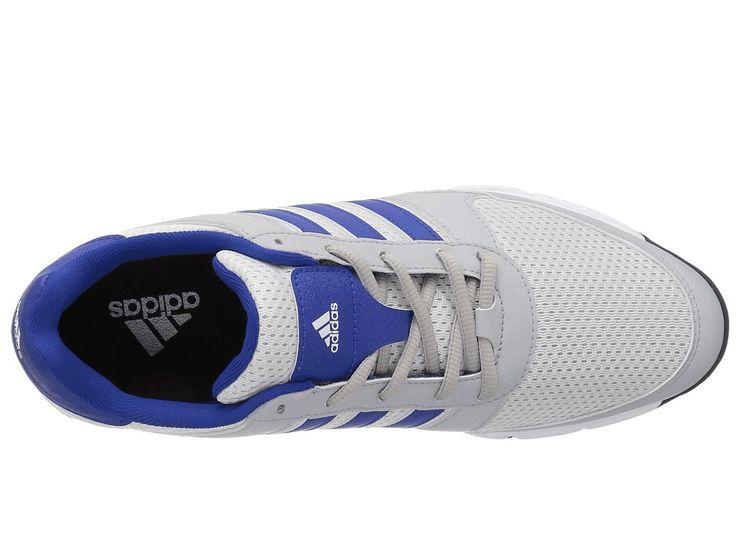 adidas Golf Tech Response Men's Golf Shoes Ftwr White/Collegiate Royal/Clear Onix