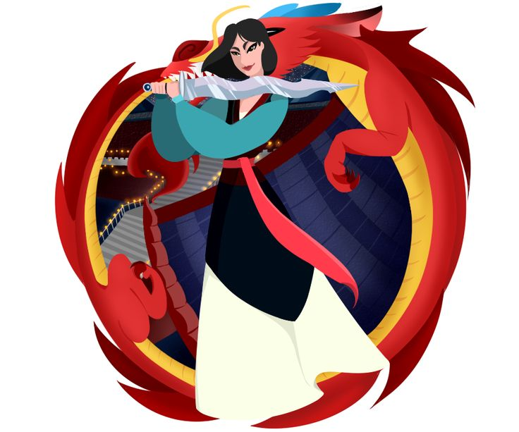 Princess Collection: Mulan