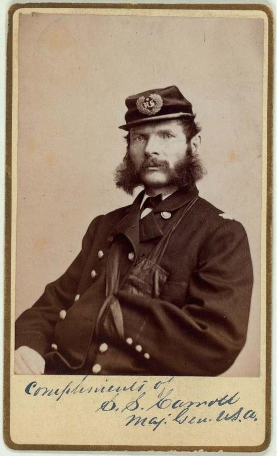 "American civil war portrait, 1860s. Albert Parsons was 13 when he enlisted (""on the wrong side of history"") in The US Civil War"