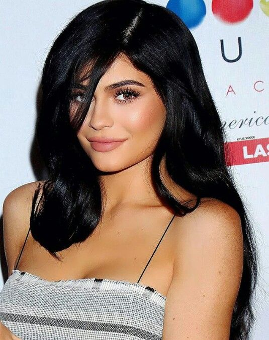 Kylie Jenner With Colourpop