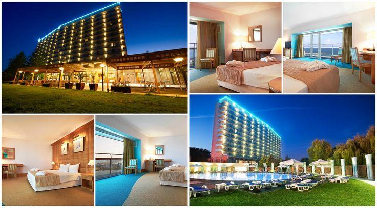Hotel Europa**** si-a castigat clientii nu numai prin dotarile moderne, pozitia excelenta, dar si prin serviciile de calitate, si ne referim aici atat la serviciile hoteliere, ale restaurantului, cat si la cele de tratament. Cu siguranta unul din cele mai apreciate hoteluri din Eforie Nord, hotel Europa**** va va asigura un concediu la inaltime, un sejur placut indiferent de perioada de cazare, hotelul fiind deschis permanent.
