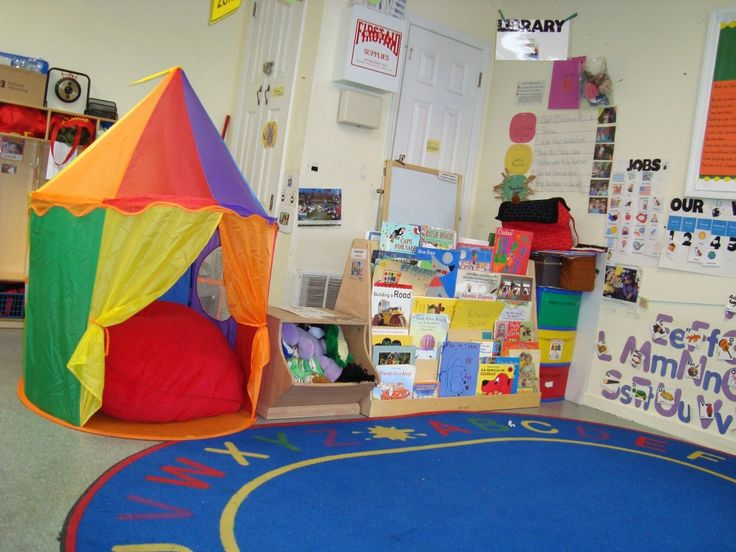 How To Make A Hula Hoop Tent For Reading Nook Classroom
