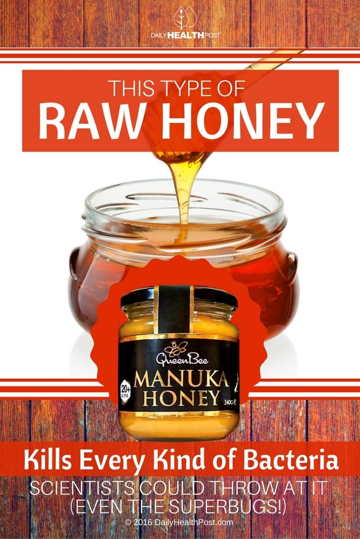 Honey is an essential healing tool to get over the cold and flu and soothe a sore throat, but it can do so much more than that.    Recent studies have even determined that one specific type of honey can kill deadly bacteria more effectively than pharmaceutical antibiotics.