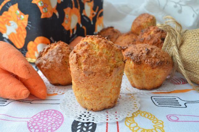 MY FOOD или проверено Лизой: Морковные кексы (маффины)