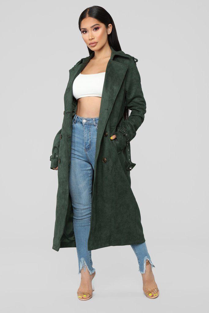 Trench Coat Dress Fashion Nova, Fashion Nova Pea Coat