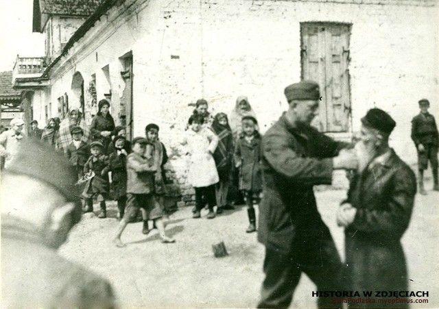 Ghetto, Biała Podlaska 1939-1942