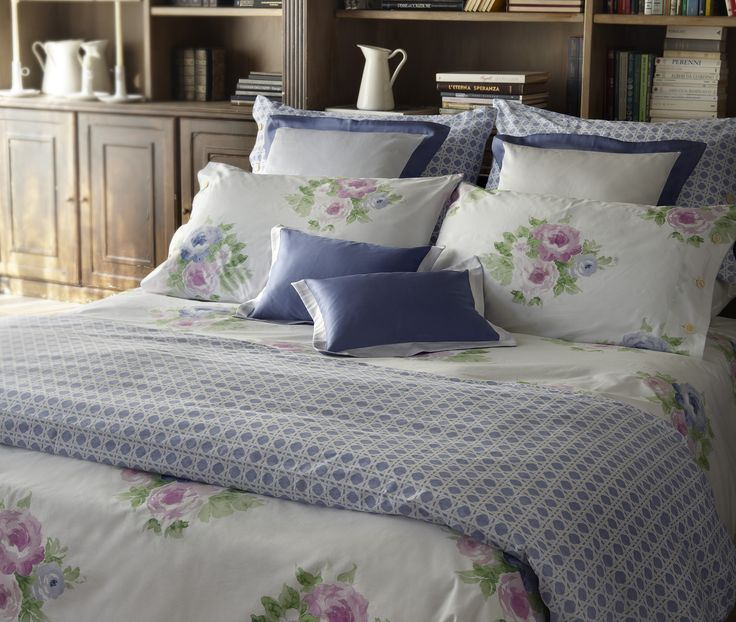 Bellora Spring Summer 2015 - Bedding sets with floral prints and soft colors