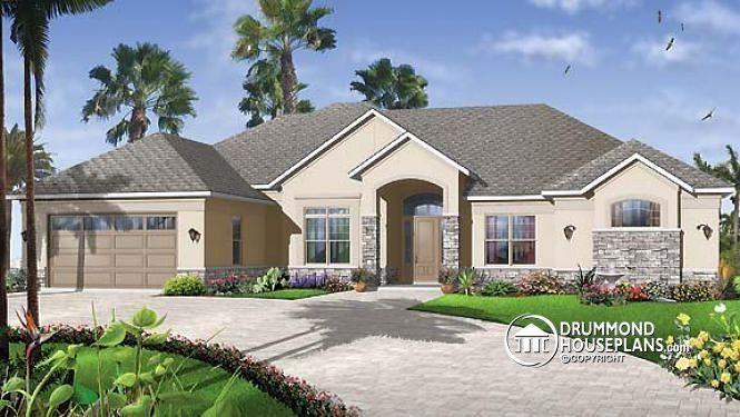 House plan W3254 by drummondhouseplans.com