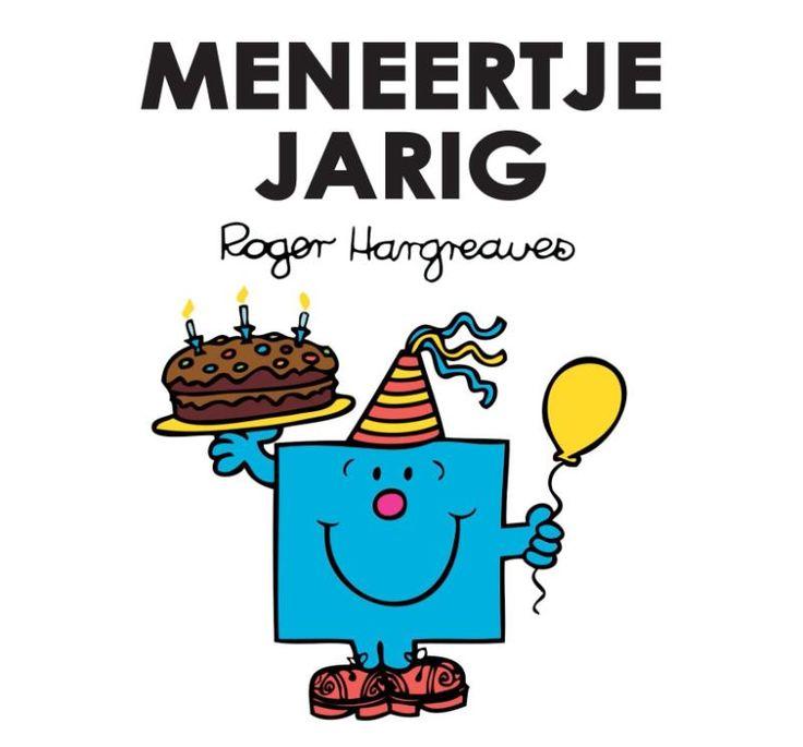 Meneertje Jarig heeft altijd zijn feestmuts op en geeft partijtjes voor iedereen. Maar het lijkt erop alsof hij één hele belangrijke verjaardag vergeet... Meneertje Jarig is het zevende deeltje van de Mevrouwtjes / Meneertjes-serie. Spaar ze allemaal!