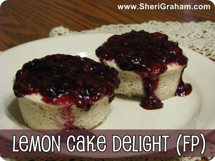 Since my Fuel Pull recipes have been so popular, I wanted to see if I could come up with some others! I used my FP cake/muffin recipe as a base and played with it to make a yummy, moist lemon cake! It was SO good with a berry sauce on top, but you can get …