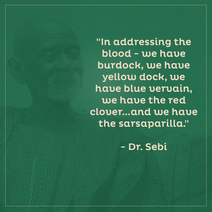 Dr Sebi Iron – Daily Motivational Quotes
