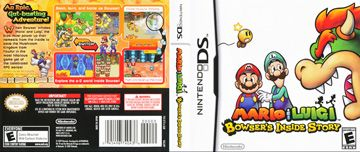 Mario & Luigi: Bowser's Inside Story (DS) - The Cover Project