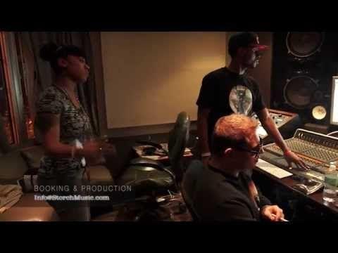 Exclusive: Scott Storch Speaks on New Music w/ Keyshia Cole + Hits the Studio