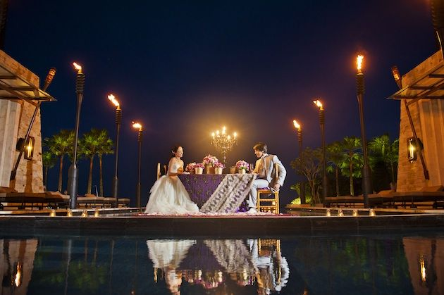 Bali Bridal Fashion: Celebrating Sakala | Click the image to visit our website for more great Bali style inspiration!