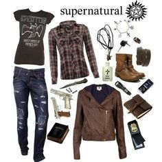 sam and dean halloween costume - Google Search