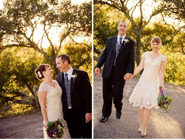 Stunning Amber Sean us Intimate Monday Wedding
