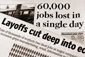 Surviving Layoffs | Stretcher.com - Layoffs keep derailing his efforts at financial planning