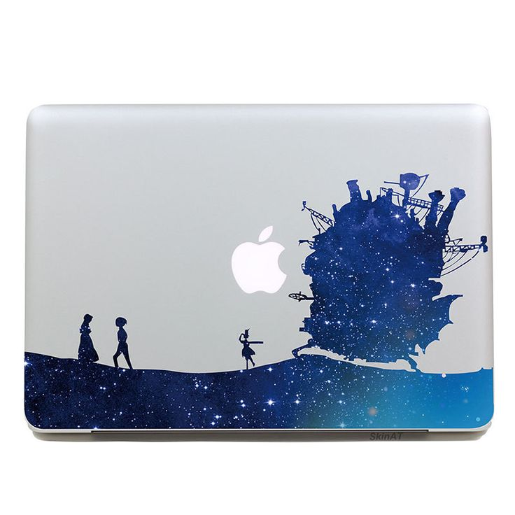 "This skin is available for MacBook Air 11"" & 13"", MacBook Pro/Retina 13"", 15"" & 17"" & MacBook 12"" Made from premium 3M Controltac vinyl Super easy, guaranteed bubble-free installation - Matte finish S"