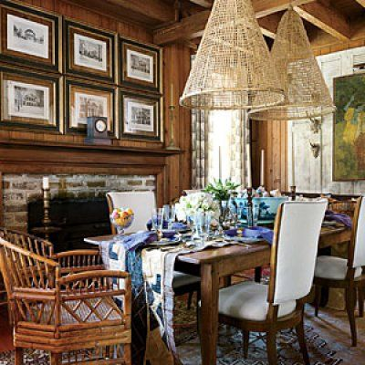 215 best Dining Rooms images on Pinterest Southern living