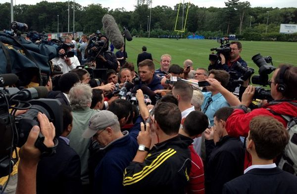 Tom Brady Press Conference Today | Tom Brady Press Conference