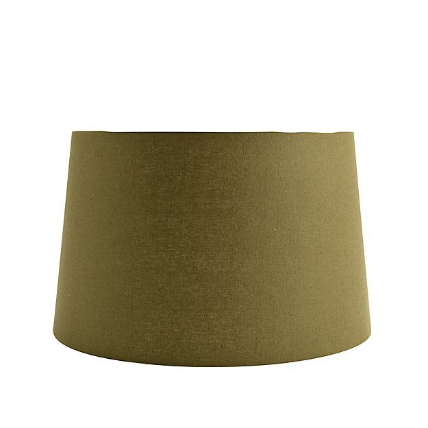 Mix and Match Dark Green Floor Lamp Shade | The Land of Nod