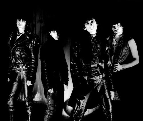 The Lords Of The New Church -  Stiv Bators, Brian James, Dave Tregunna & Nicky Turner