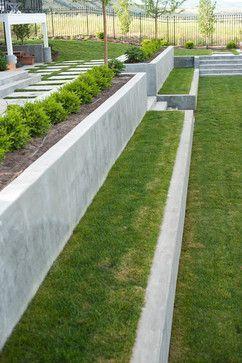 Concrete Terrace Design Ideas, Pictures, Remodel a…